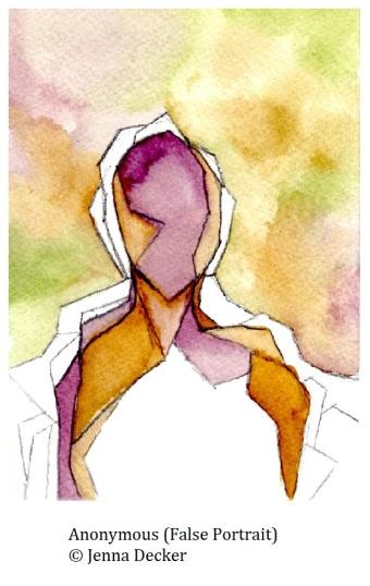 Anonymous (False Portrait) Jenna Decker