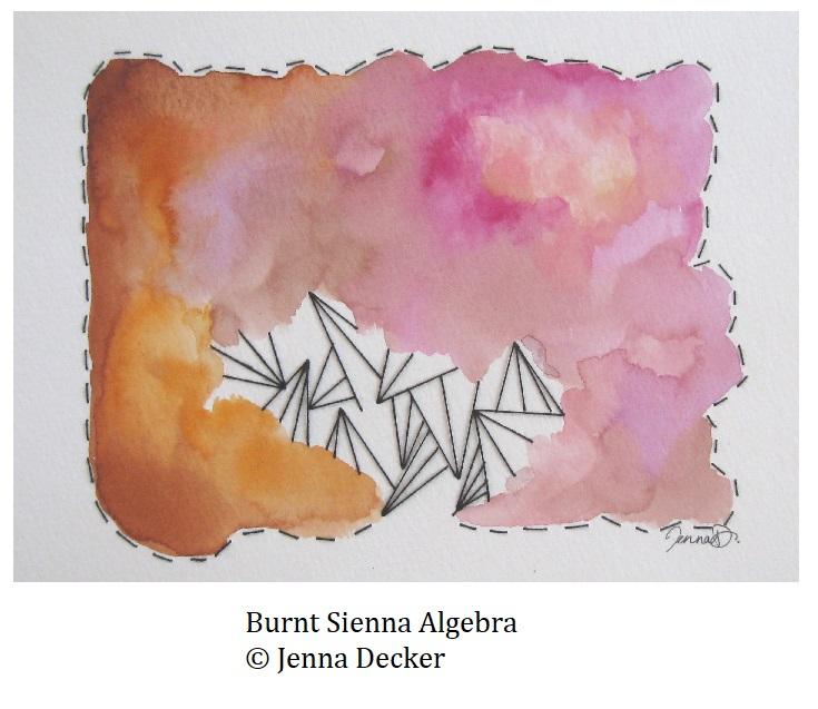 Burnt Sienna Algebra Jenna Decker