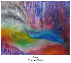 Cataract Jenna Decker
