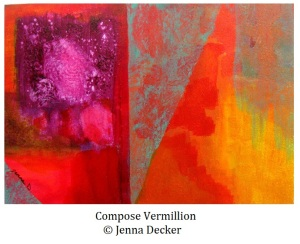 Compose Vermillion Jenna Decker -