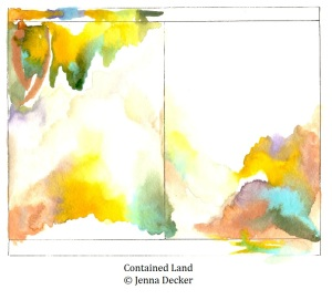 Contained Land Jenna Decker