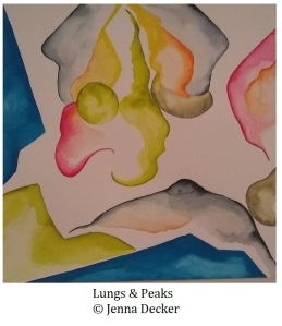 Jenna Decker - Lungs and Peaks
