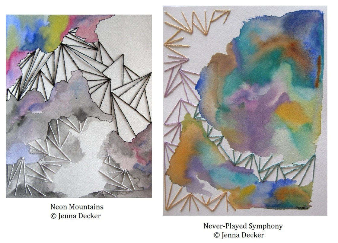 Neon Mountains & Never-Played Symphony Jenna Decker