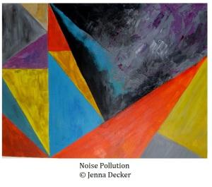Noise Pollution Jenna Decker
