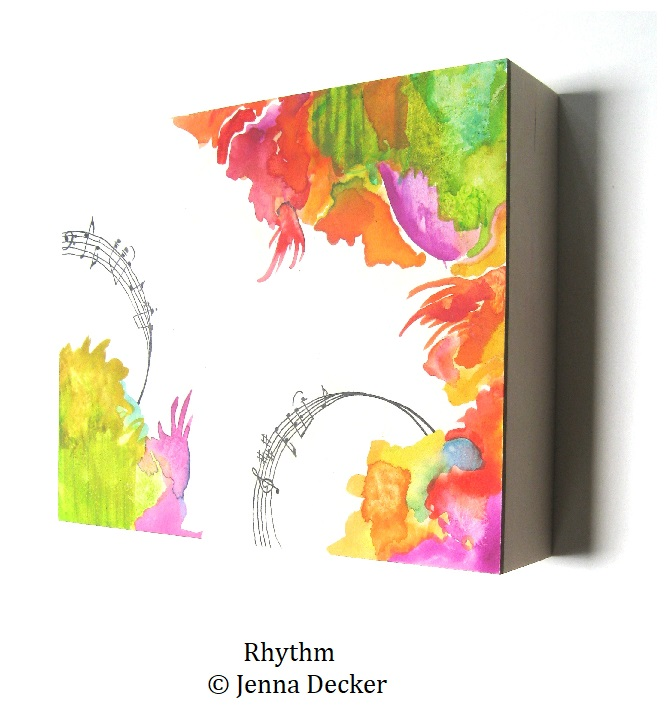Rhythm Jenna Decker