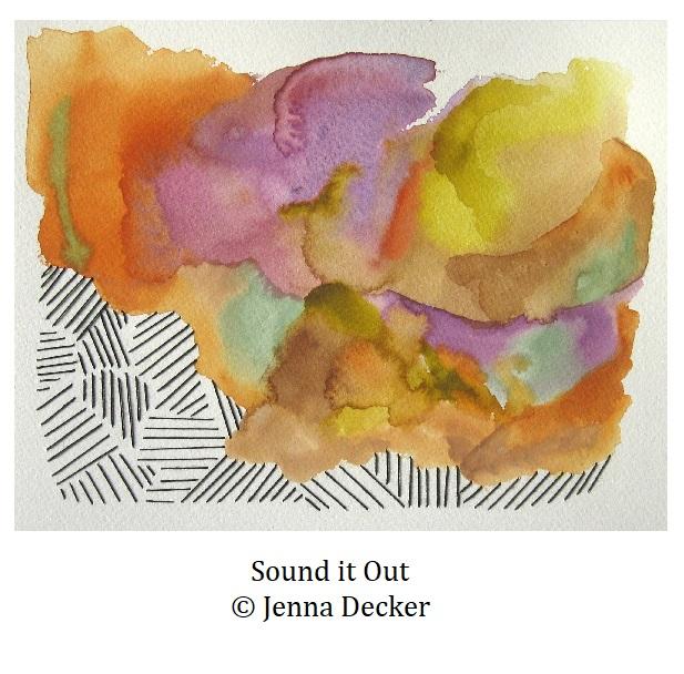Sound It Out Jenna Decker