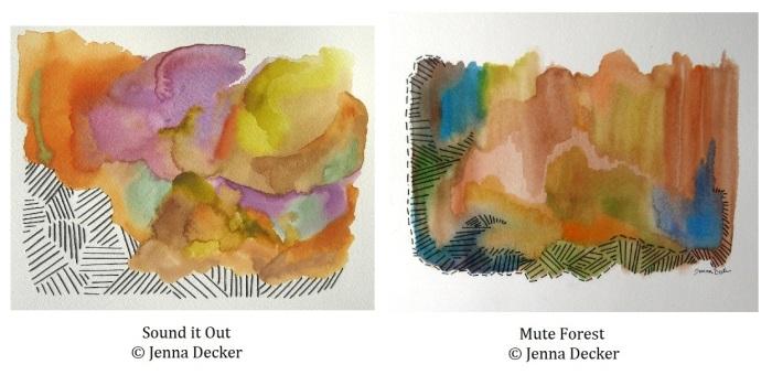 Sound It Out & Mute Forest Jenna Decker