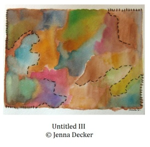 Untitled III Jenna Decker