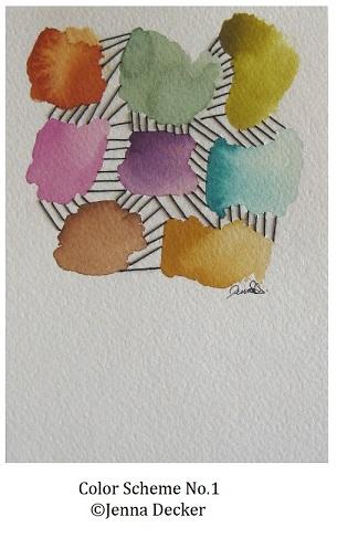 Color Scheme No.1 Jenna Decker 2