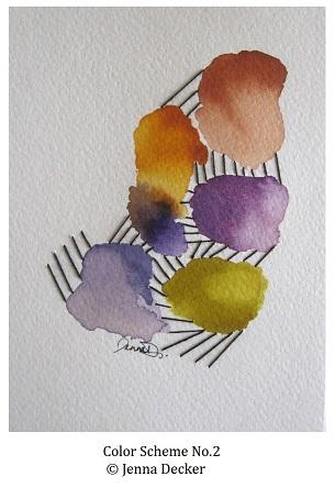 Color Scheme No 2 Jenna Decker 2