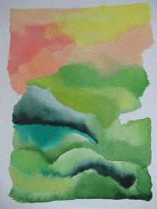 Land Sketch - Jenna Decker
